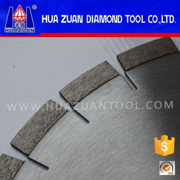 Quality 350mm 14 Inch Diamond Tipped Cutting Disc Edge Saw Blade For Granite Cutting for sale