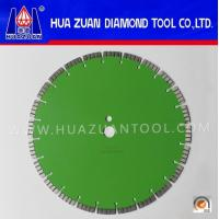 China 14 Inch Diamond Concrete Saw Cutting Blades For Sale on sale