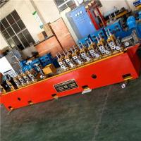 Aluminum Air Conditioning Tube Mill Pipe Making Machine Manufactures