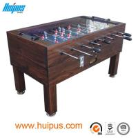 China Foosball table HPDSS10 54 coin operated soccer table for sale on sale
