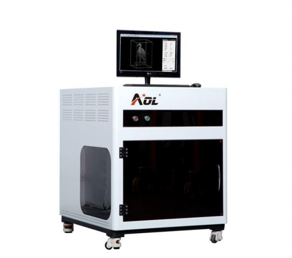 Quality 2D/3D Crystal Laser Engraving Machine, Laser Subsurface Engraving Machine, 2D/3D Crystal Gifts for sale