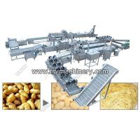 Commercial Fresh French Fry Manufacturing Plant Price - French Fries Machinex Manufactures