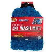 SQUEEGEES AND DUSTERS 2-310M2N1 Microfiber Chenille Wash Mitt Manufactures