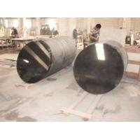 China Absolute Black Granite Round Table Tops Manufactures