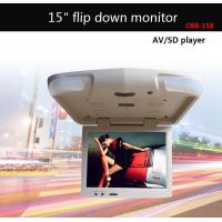 15 inch flip down monitor Manufactures