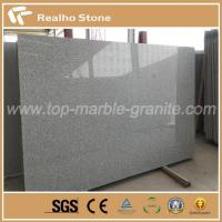 China Wholesale Light Grey and White G603 Granite Slabs with Competitive Prices on sale