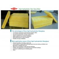 China Glass wool plate on sale