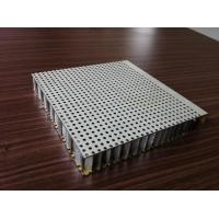 Quality AHPl Perforated honeycomb panel for ceiling for sale