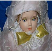 Toys Beautiful Baby Porcelain Jester Doll Manufactures