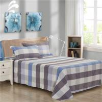 Super Comfortable 100% Cotton Yarn Dyed Bedding Set Manufactures