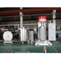 China Chocolate ball mill line on sale