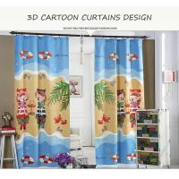 3D Printed Curtain QL-3D020 Manufactures