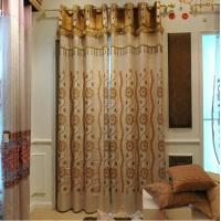 Embroidery Curtain & Fabrics QL-2026 Manufactures
