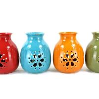 Leisure Bags Ceramic candle holders manufacturers Manufactures