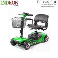 Personal Scooter Disabled Transportable Outdoor Indoor Mobility Scooter IND506 Manufactures