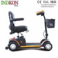 Lightweight Motorized Power Portable Wheelchair IVQ601 Manufactures