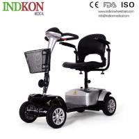 Mobile Portable Foldable Lightest Mobility Chair Scooter IND502 Manufactures