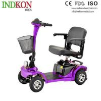 Folding Disability Lightweight Fold Up Mobility Power Scooter IND501 Manufactures