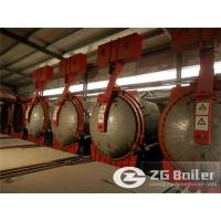 AAC autoclave manufacturer in Iran Manufactures