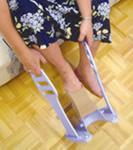 Heel Guide Compression Stocking Aid Manufactures