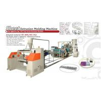 PET Twin Screw Extrusion Molding Machine Manufactures