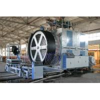 HDPE Hollow Wall Winding Pipe Extrusion Machine Manufactures