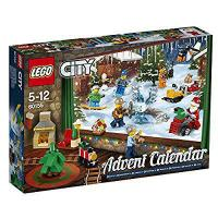Quality LEGO 60155 City Advent Calendar 2017 Construction Toy by LEGO for sale