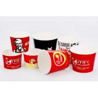 Family size paper bucket Manufactures