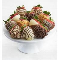 China Holidays Berrylicious Deluxe Dipped Strawberries on sale