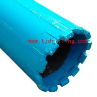 Buy cheap core barrels Core barrel with pin teeth from wholesalers