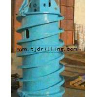 Buy cheap core barrels bauer type roller bit core barrel with helix flush from wholesalers
