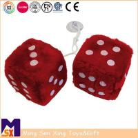 Baby Developmental Toys Hanging Dice Plush Toy Manufactures