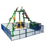 Commercial electric pendulum ride for sale