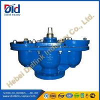 China DI Double Orifice Automatic Air Release Valve, manual air control valve, air speed control valve on sale