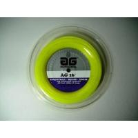 China AG 16 Synthetic Gut Tennis String Reel-16-Yellow on sale