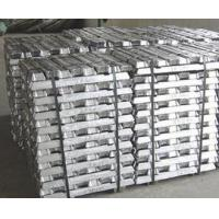 Buy cheap Aluminum Ingot 99.7% from wholesalers