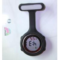 Buy cheap Black Digital FOB Nursing Watch Silicone LED Medical watch NS-888 from wholesalers