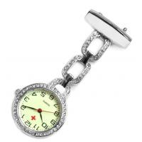 Buy cheap China Nurse Watch with rainstone crystals(NS5500A) from wholesalers
