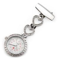 Buy cheap Amazon hot selling New Design Alloy Nurse Watch -5372A Silver plated from wholesalers