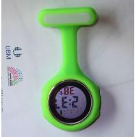 Buy cheap Multi-function Digital Silicone Nurse Doctor Gift Fob Pocket Watch-NS888 from wholesalers