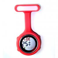 Buy cheap Red Digital FOB Nursing Watch Silicone LED Medical watch NS-888 from wholesalers