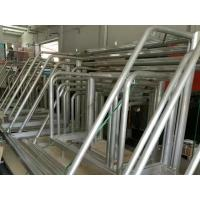 Aluminum alloy small football door frame Product Number: AA026