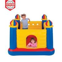 Quality Factory price Manufacturer Supplier PVC colorful inflatable bounce house for kids for sale