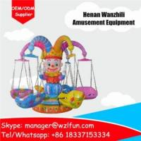 Flying chair rides Wave swinger rides amusement park rides Manufactures