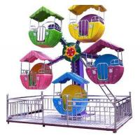 Quality kids games 2016 hot sale products mini ferris wheel certified by CE and ISO9001 for sale