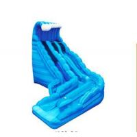 large water slide water park slides cheap inflatable water slides for sale Manufactures