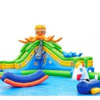 above ground pool water slide commercial inflatable water slides Manufactures