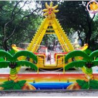 Buy cheap Kids amusement park ride pirate ship playground equipment for sale from wholesalers
