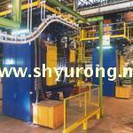 Suspended Chain Shot Blasting Machines Manufactures