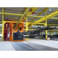 Frame Assembly Shot Blasting Machines Manufactures